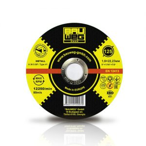 Cutting wheel 125 x 1,2 x 22,23